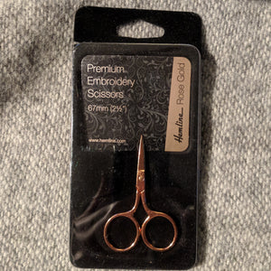 The best little steeking scissors