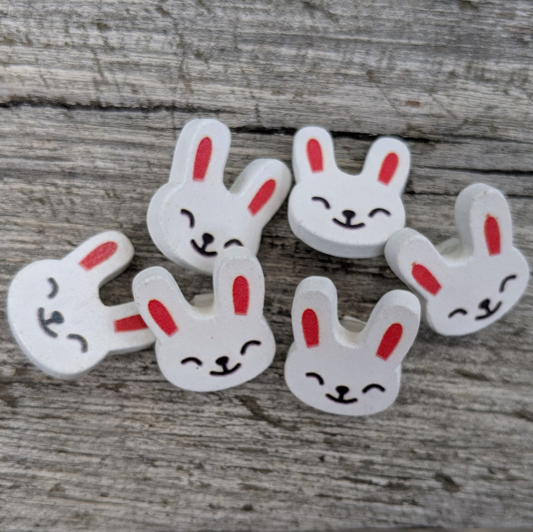 Bunnyface button pack