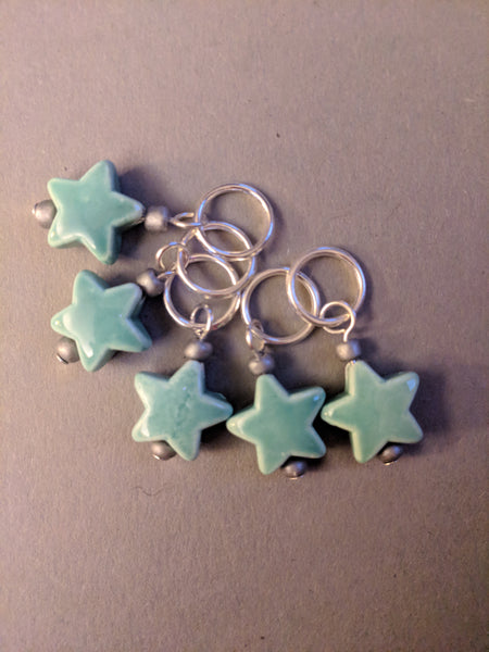 Little minty stars