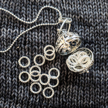 Load image into Gallery viewer, Ornate stitchmarker pendant