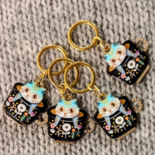 Load image into Gallery viewer, Teacat stitchmarkers