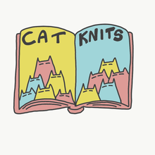 Load image into Gallery viewer, Cat Knits: Medium Catty Box