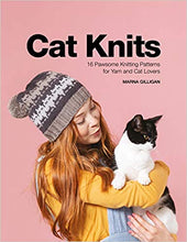 Load image into Gallery viewer, Cat Knits: the book
