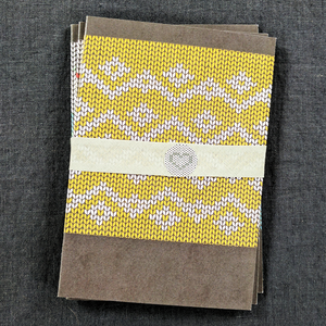 Knitter's notebooks