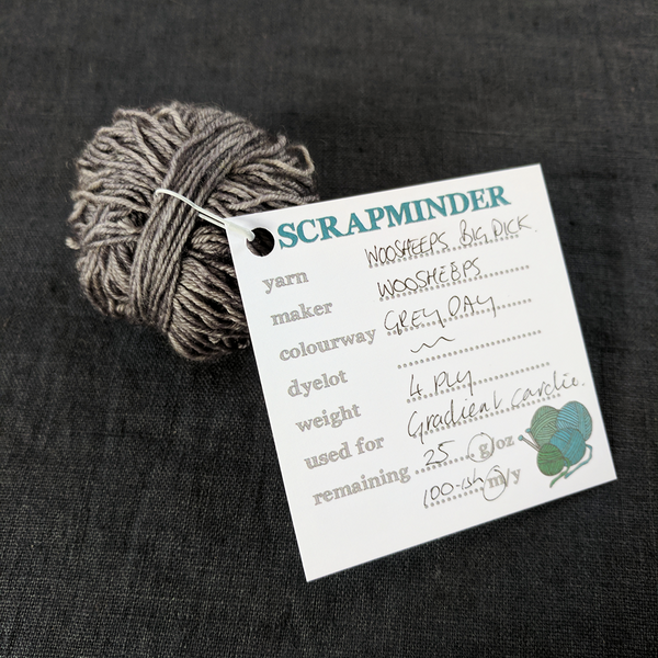 Scrapminder tags