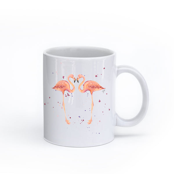 "COFFEE MUG | ""LOVE BIRDS"""