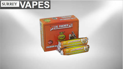 Al Fakher Charcoal 33mm - Surrey Vapes | The Best Vape Store In Surrey, BC