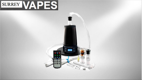 Arizer Extreme Q - Surrey Vapes | The Best Vape Store In Surrey, BC