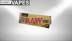 Raw Single Wide Cut Corner 1 1/4 - Surrey Vapes | The Best Vape Store In Surrey, BC