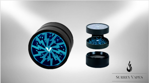 Hammercraft Anodized Volt Grinder - Surrey Vapes | The Best Vape Store In Surrey, BC
