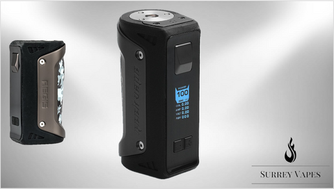 Geekvape Aegis 100W - Surrey Vapes | The Best Vape Store In Surrey, BC