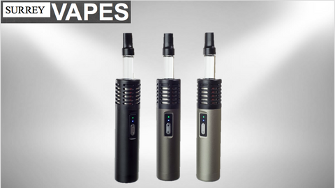Arizer Air 2 Portable Vaporizer Titanium - Surrey Vapes | The Best Vape Store In Surrey, BC