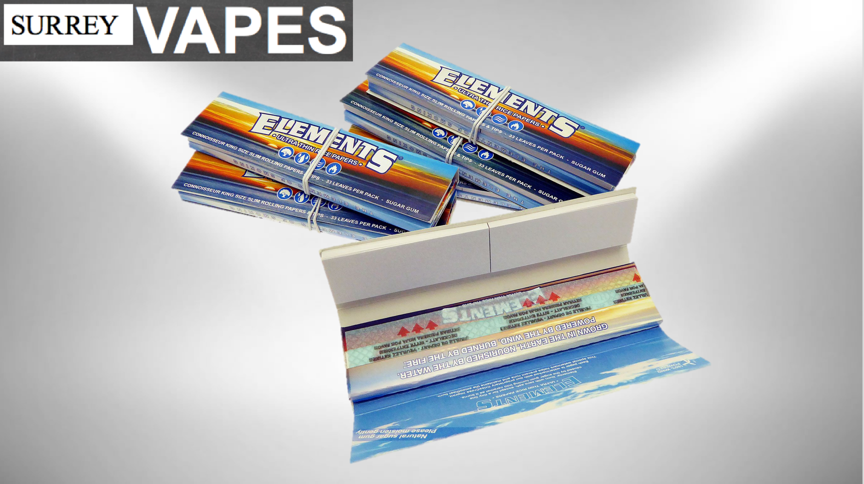 ROLLING PAPERS - Surrey Vapes   The Best Vape Store In Surrey, BC