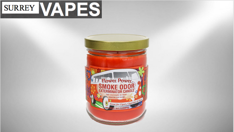 Smoke Odor Candles - Surrey Vapes | The Best Vape Store In Surrey, BC
