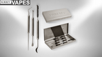Bakers Tools Stainless Steel 3 Piece Kit - Surrey Vapes | The Best Vape Store In Surrey, BC
