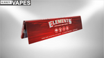 Elements Red Slow Burning Rolling Papers - Surrey Vapes | The Best Vape Store In Surrey, BC