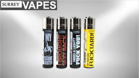 Clipper Lighter - Surrey Vapes | The Best Vape Store In Surrey, BC