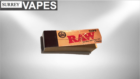 Raw Tips - Surrey Vapes | The Best Vape Store In Surrey, BC
