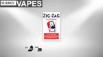 Zig Zag White - Surrey Vapes | The Best Vape Store In Surrey, BC