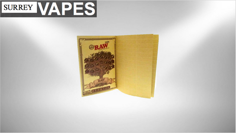 Raw Tips - Rawlbook - Surrey Vapes | The Best Vape Store In Surrey, BC
