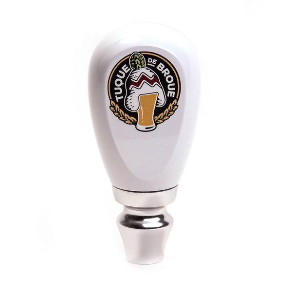 Levier - Petit | Tap Handle - Small - Brasserie Tuque de Broue Brewery Inc. - 2