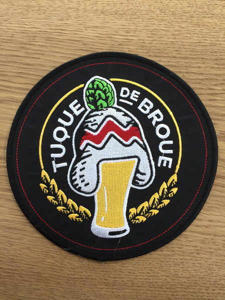 Écusson | Patch - Brasserie Tuque de Broue Brewery Inc. - 2