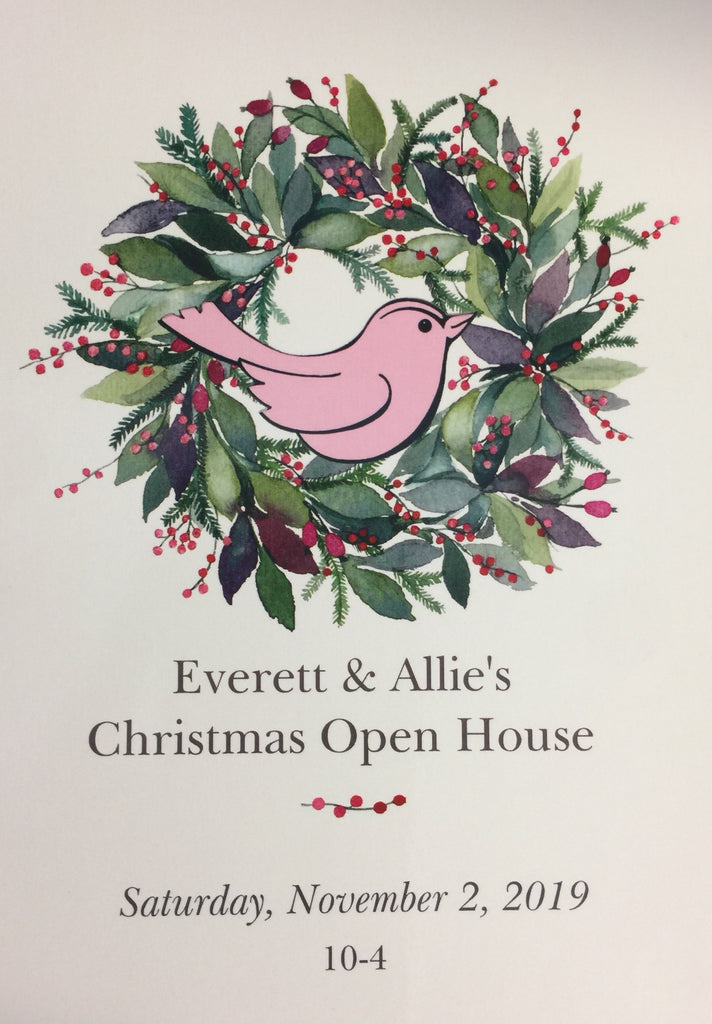 2019 Christmas Open House