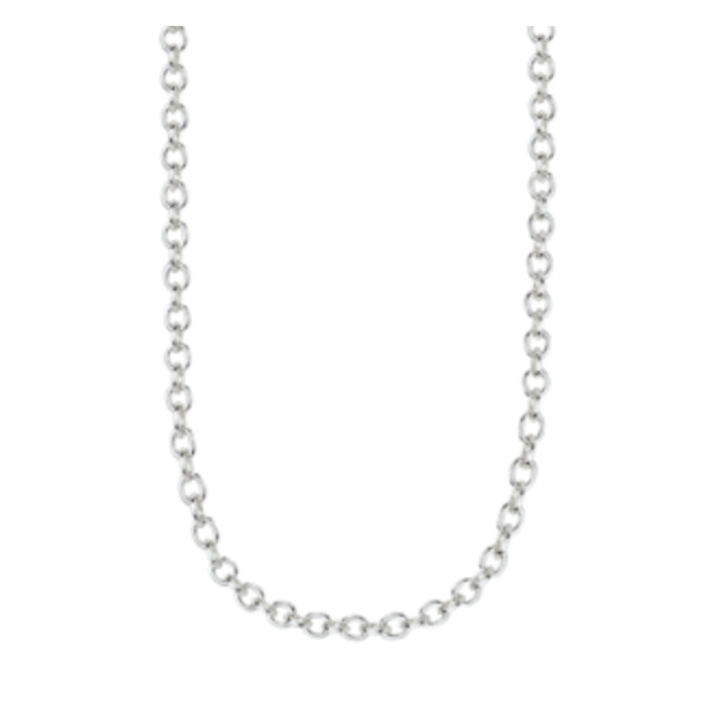 "18"" Rolo Chain Necklace Kameleon Legacy"