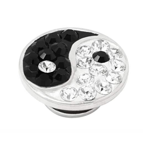 Yin Yang Black and White Kameleon Jewelpop
