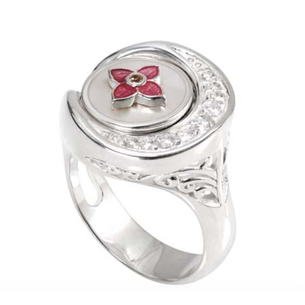 Secret Garden Kameleon Legacy Ring