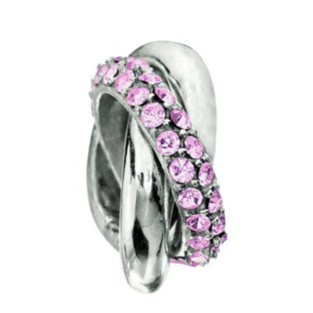 Chamilia Charm The Swarovski Collection - Rings - Light Rose