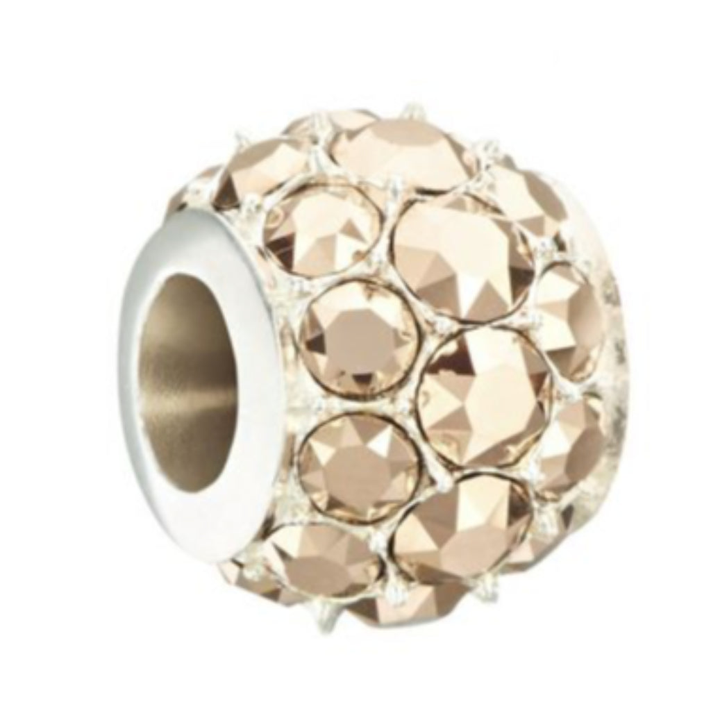 Chamilia Splendor - Metallic Rose Gold Sterling Silver 2025-1272
