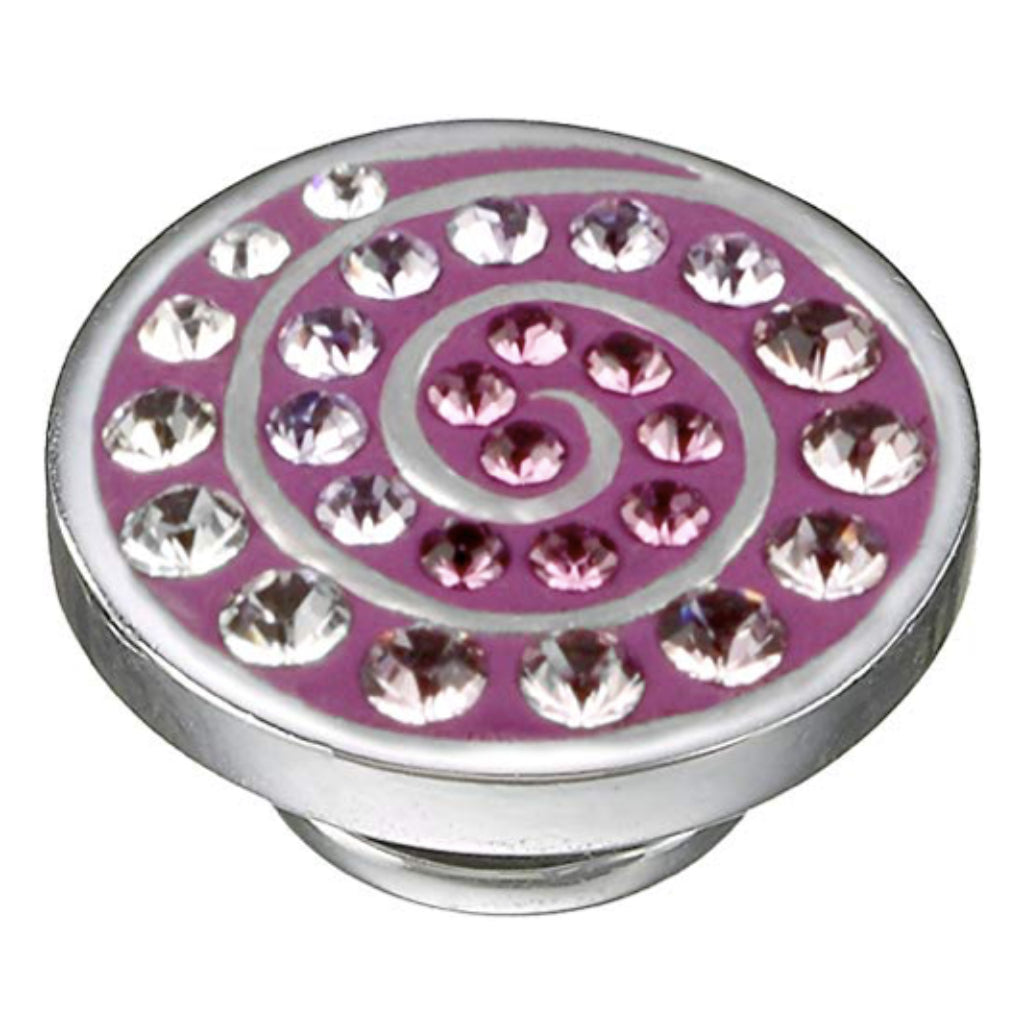 Purple Spiral Kameleon Legacy Jewelpop