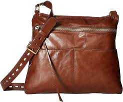 Hobo Angler Leather Crossbody