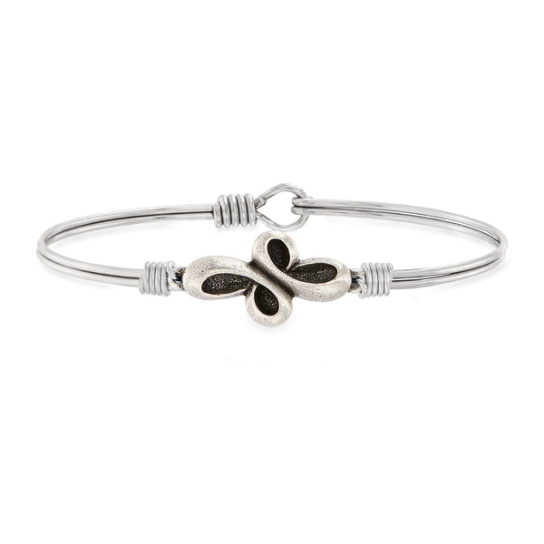 Luca & Danni Eternal Cross Bangle Bracelet