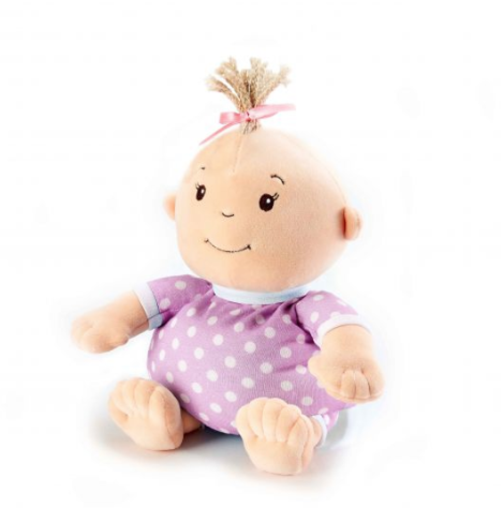 "Intelex Warmies Plush 13"" - Baby Girl"