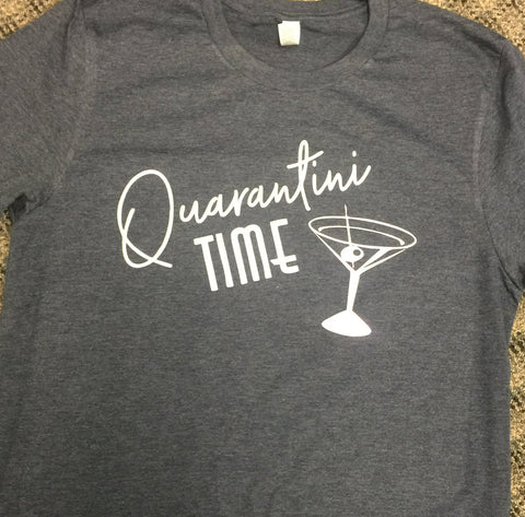 Quarantini Time Tee