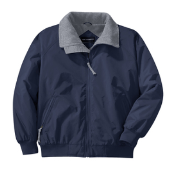 Port Authority Challenger Jacket Navy/Gray
