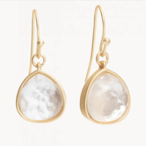 Spartina 449 Sea La Vie Bridesmaid Pearlescent Earrings