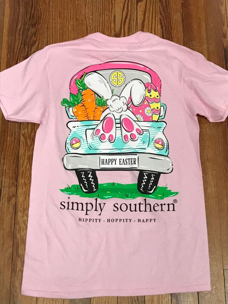 Simply Southern Easter Bunny T-Shirt - Lulu