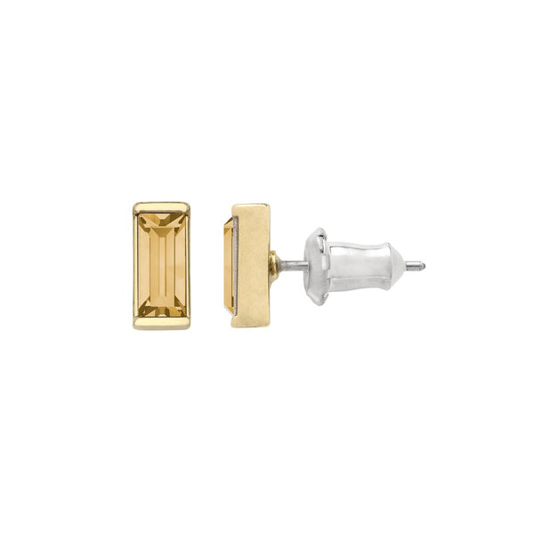 Luca & Danni Mini Hudson Earrings Gold