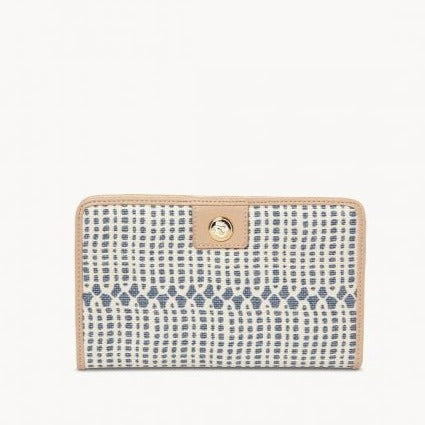 Spartina 449 Songbird Snap Wallet