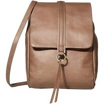 Hobo Bridge Convertible Leather Backpack