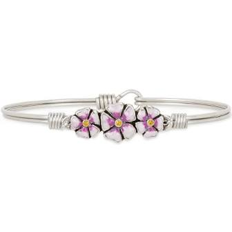 Luca & Danni Cherry Blossom Bangle Bracelet
