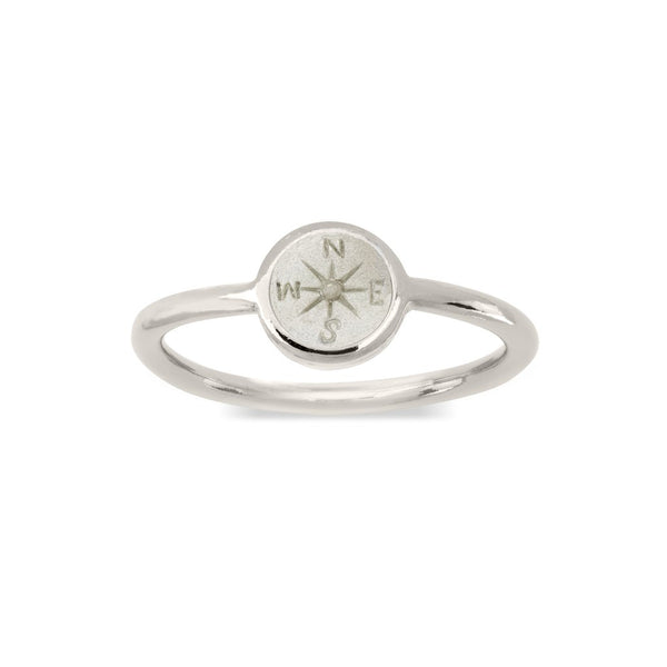 Luca & Danni Compass Ring