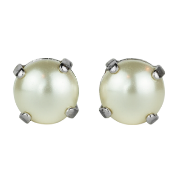 Mariana 1440 Pearl Stud Earrings E-1440-139-SP2