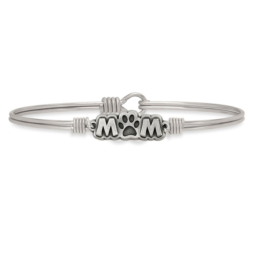 Luca & Danni Fur Mom Bangle Bracelet