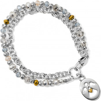 Brighton Gleam On Angel Bracelet