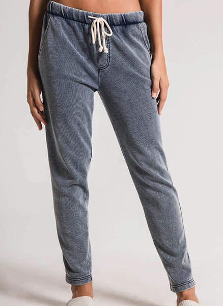SALE *** Z Supply Knit Denim Jogger
