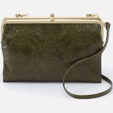 Hobo Leanne Embossed Crossbody Clutch
